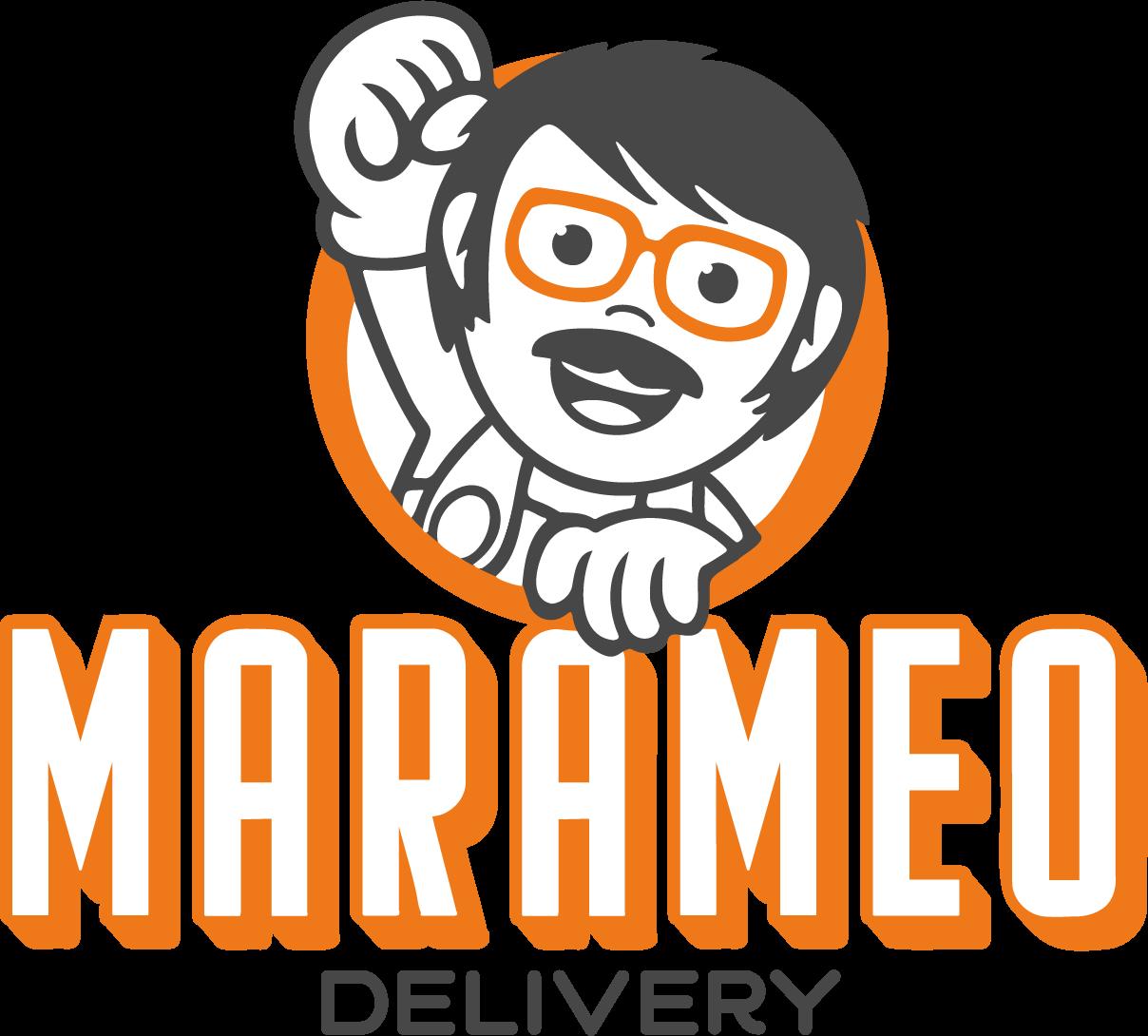 Marameo Delivey Logo